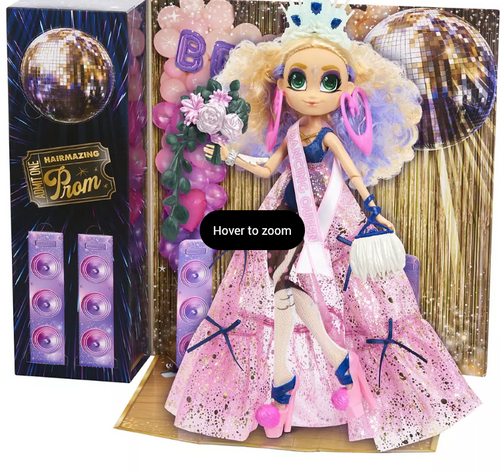 Hairdorables Fashion Doll with Accessories - Bella ( 23920)