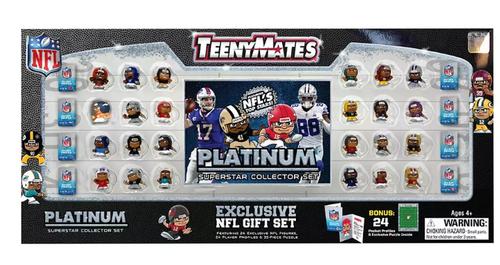 NFL TeenyMates Superstar Collector Set