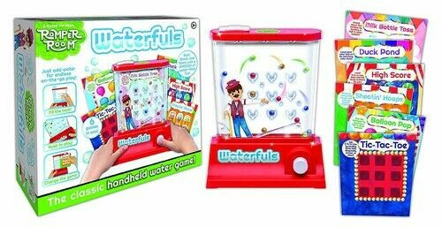 Waterfuls: The Classic Handheld water game! (819441015807)