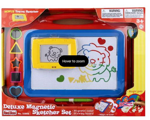 Deluxe Magnetic Sketcher Set