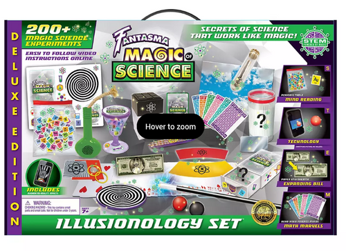 Fantasma Magic Of Science Illusionology Set ( ST020-ISMLR )