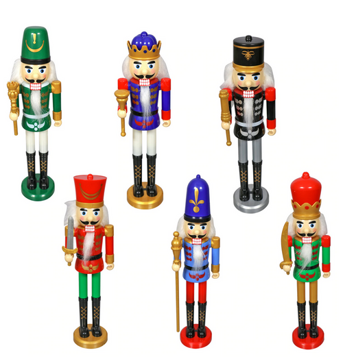 Nutcracker Soldiers, 9 in. Mix n' Match (297220)