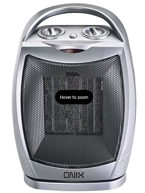 ONIX Oscillating Ceramic Fan Heater (PTC-905A )