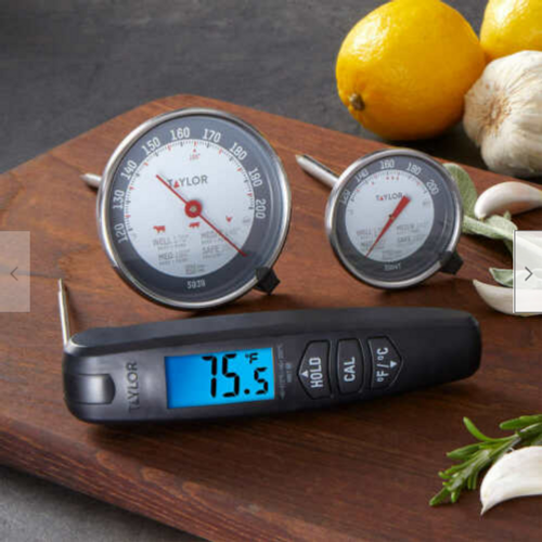 TAYLOR 3-Piece Thermometer Set (1435430 )