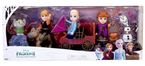Disney Frozen 2 Petite Dolls Gift Set by Jakks Pacific ( 192995212503)