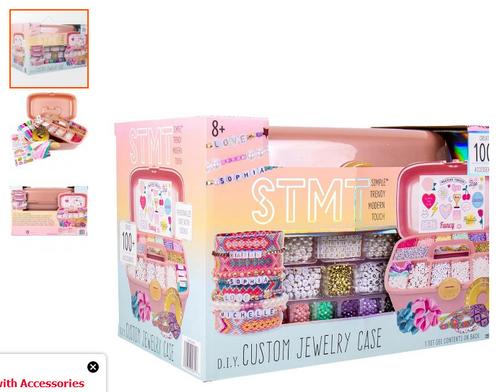 STMT Girls DIY Custom Jewellery Case