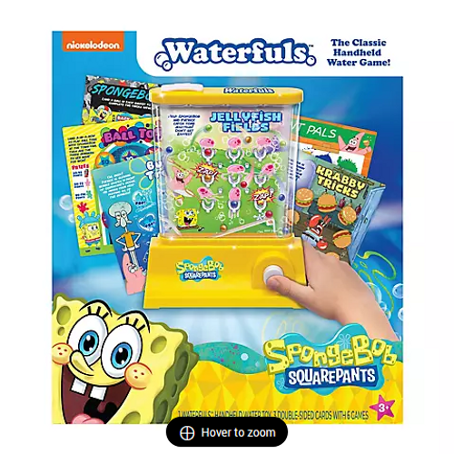 Waterfuls Game - SpongeBob (1714)