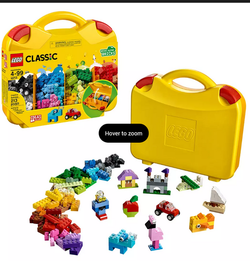 LEGO Classic Creative Suitcase Set (6245399)