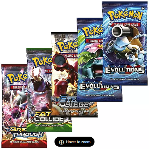 Pokemon TCG Volcanion Mythical Collection ( 290-80280-D6 )
