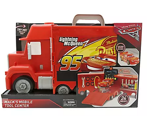 Cars 3 Mack's Mobile Tool Center (20115 )
