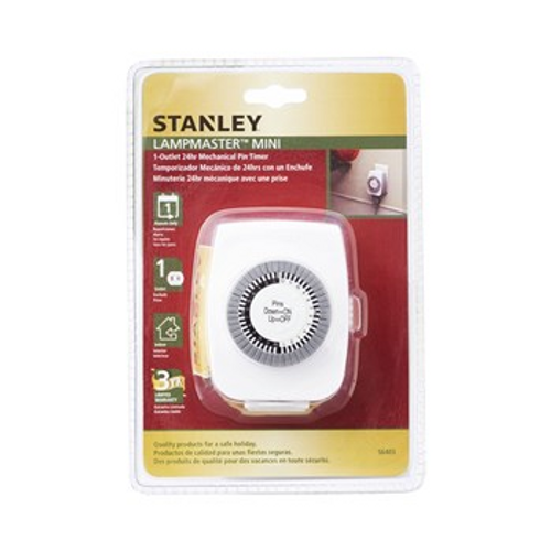 Stanley® 24 Hour Timer