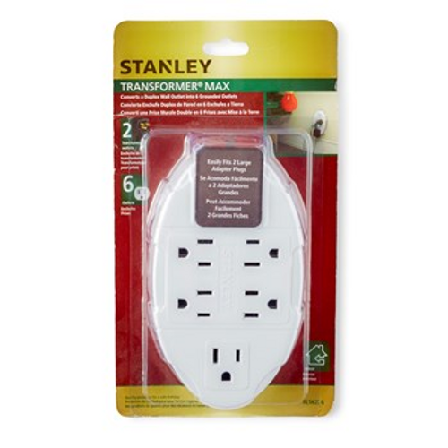 Stanley® Transformer® Max 6-Outlet Tap (31775151)
