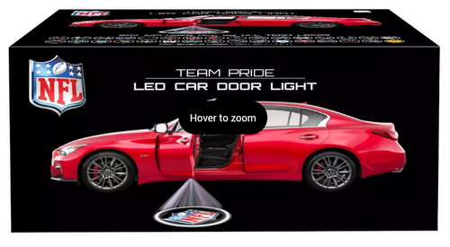Sporticulture Team Pride Car Door Light ( CARDLNFL )