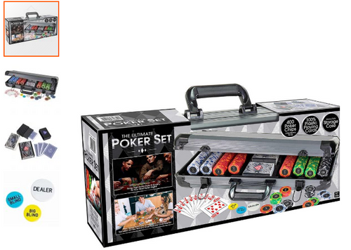 The Ultimate Poker Set 4897049306424