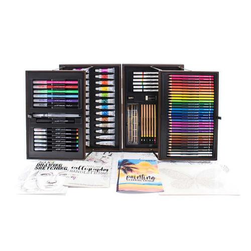 Art 101 Platinum Multimedia Artist Set with 151-piece ( 1355496)