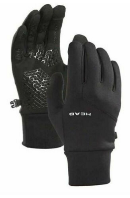 Head ultrafit touchscreen running gloves