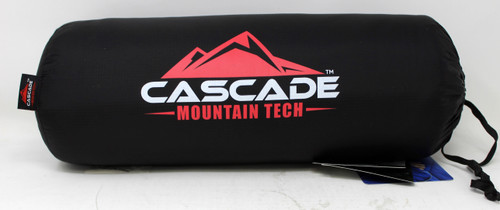 "Cascade Mountain Tech Adventure Blanket, Black, 70"" x 60"" (850010345390)"
