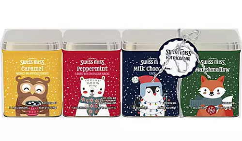 Swiss Miss Hot Cocoa Mix Gift Pack, 4 ct. ( 256775)