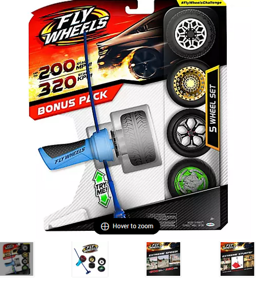 Fly Wheels with 5 Bonus Wheels ( 15240 )