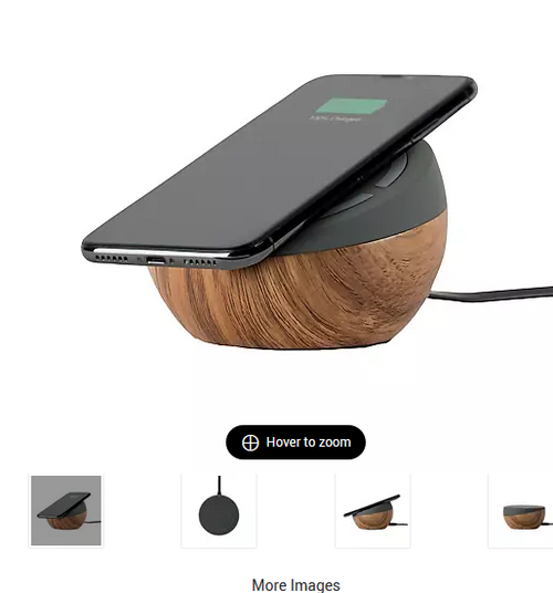 TYLT Twisty Wireless Charging Pad and Stand (QITWSTWD-T)