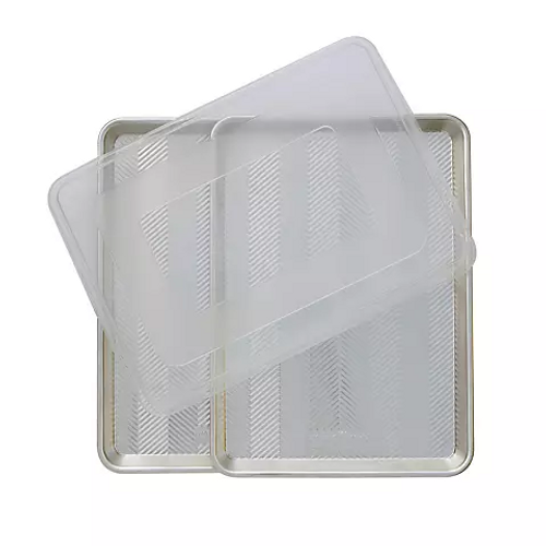 Nordicware Baker's Half Sheets with Lid, set of 2 (43194BJ )