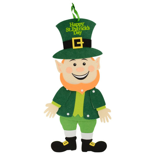 St. Patrick's Day Wall Decor (230629)