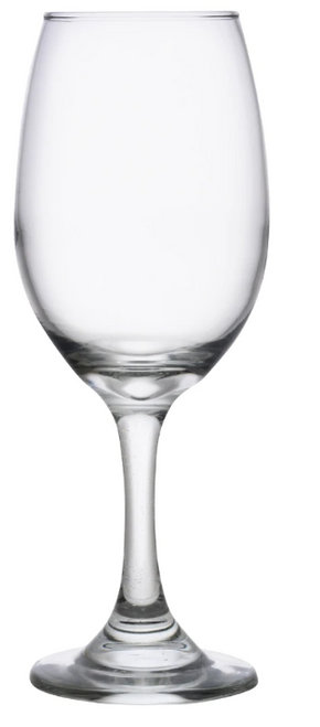 Classic White Wine Glasses, 13 oz.