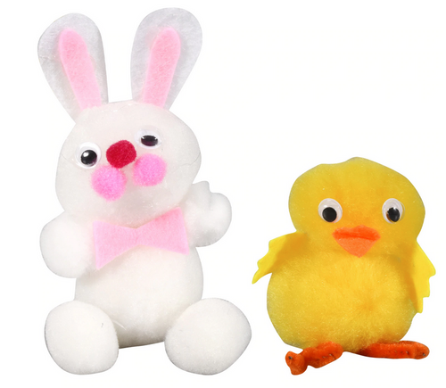 Easter Plush with Great Savings Mix n' Match and Save More (322893)
