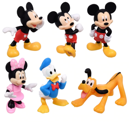 Disney Collectible Figurines (303243)