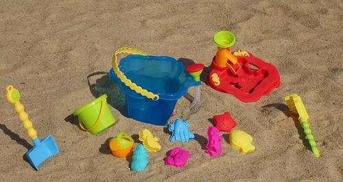 15-Pc Jumbo Beach Bucket Set (JMS-ES0002 )