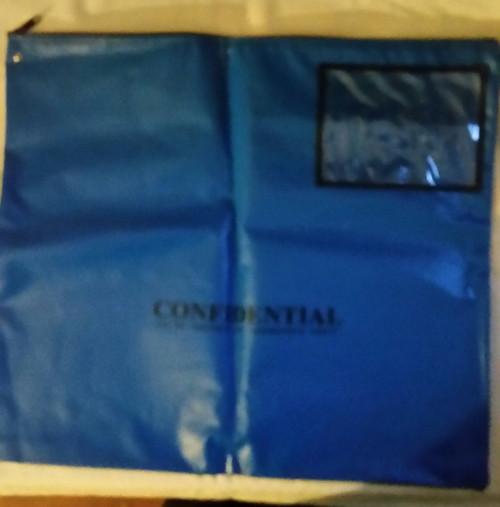 Confidential Document Vinyl Carry Pouch (2119)
