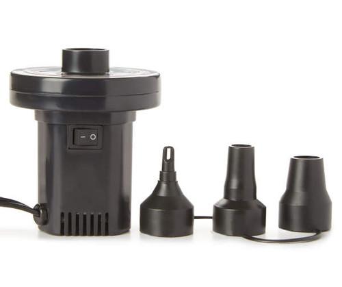 Quick Set Electric Pump with 3-Nozzles (bl qs pump)