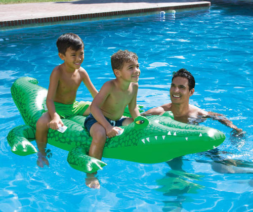 Ride- on Inflatable Pool Floats (h 20 bl) (