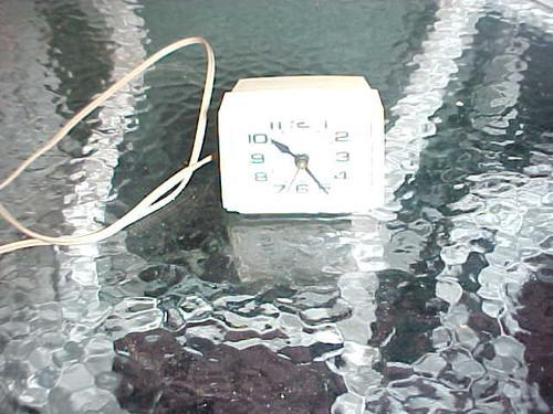 Westclox Electric Alarm Clock (Bold II)