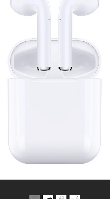 Acesori GoBuds 2 Bluetooth Wireless Earbuds - White