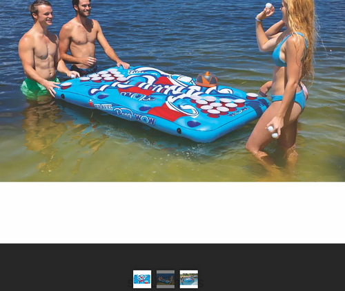 WOW Watersports Inflatable Pong Game ( 21-2330 )