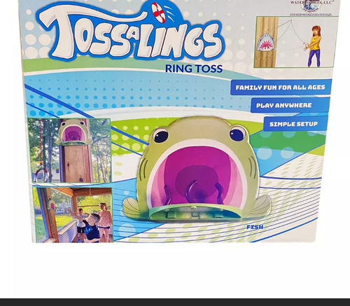Tossalings Ring Toss Game ( 89091 )