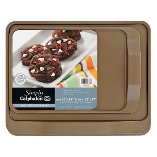 Calphalon 3-Pc. Cookie Sheet Set ( 1993132 )
