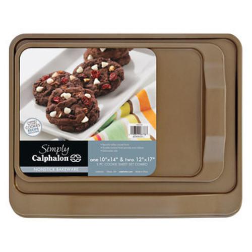 Calphalon 3-Pc. Cookie Sheet Set ( 1993132 )