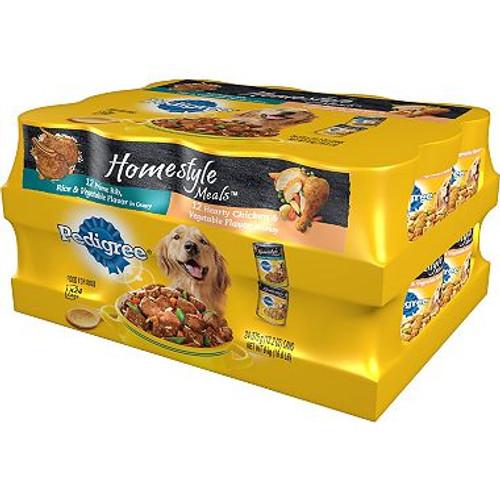 Pedigree Wet Dog Food Case Lot Sale (11634 )