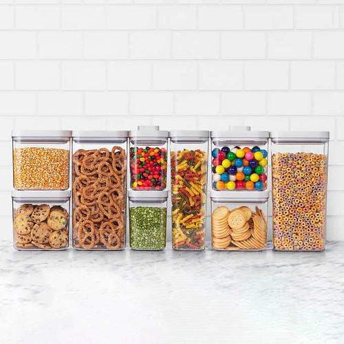 OXO SoftWorks 9-Piece POP Container Set (21180400N1D1)