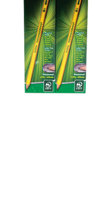 Ticonderoga #2 Sharpened Pencil, 72 ct. (13828)