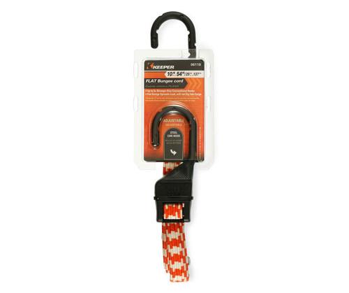 Keeper Adjustable Flat Bungee Cord (10/54)