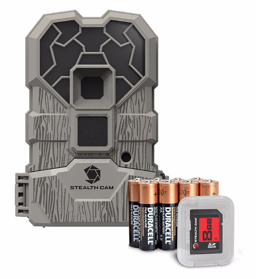 Stealth Cam Cellular Trail Camera - Choose AT&T or Verizon ( 466972)