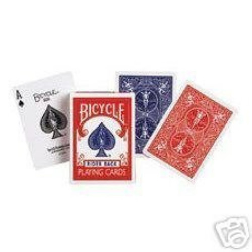 Bicycle Rider Playing Cards Box of 12