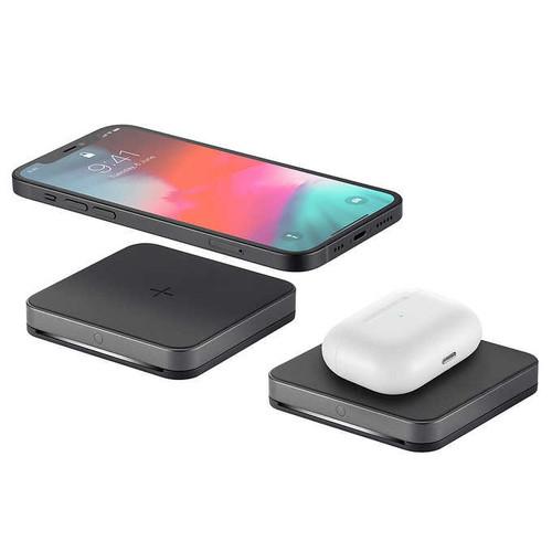 Ubio Labs 15W Wireless Charging Pad, 2-pack (WCB261E)