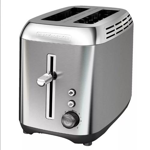 Black & Decker Rapid Toast 2-Slice Toaster ( TR3510SD)
