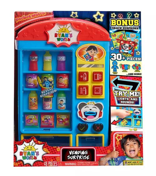 Ryan's World Vending Surprise (78698)