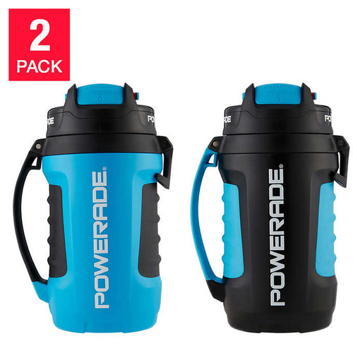 Powerade 64 oz. Jug, 2-pack (1163393)