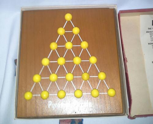 Vintage Pyramid Puzzle (1970)